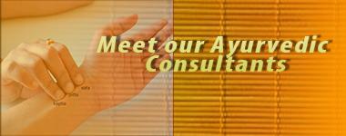 Ayurvedic Consultants' Corner